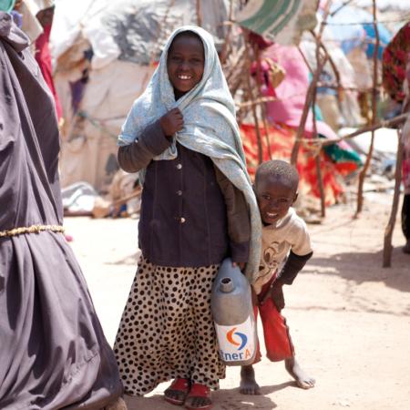 Somalia: Fröhlichkeit bewahren trotz anhaltender Dürre