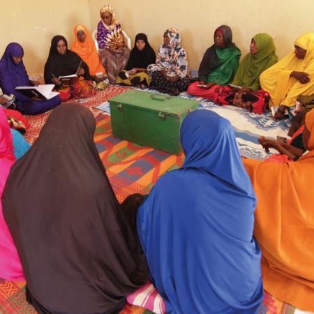 Frauen helfen Frauen in Zeiten der Dürre