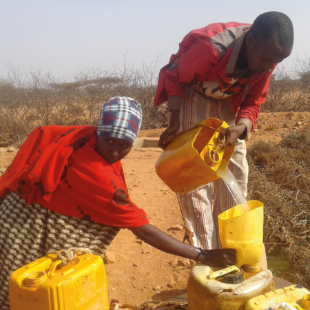 Wie Gold: Wasser in Zeiten der Dürre