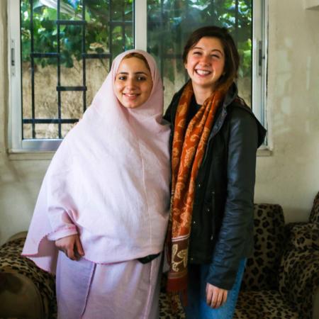 Flüchtlingsfamilien in Jordanien unterstützen und stärken