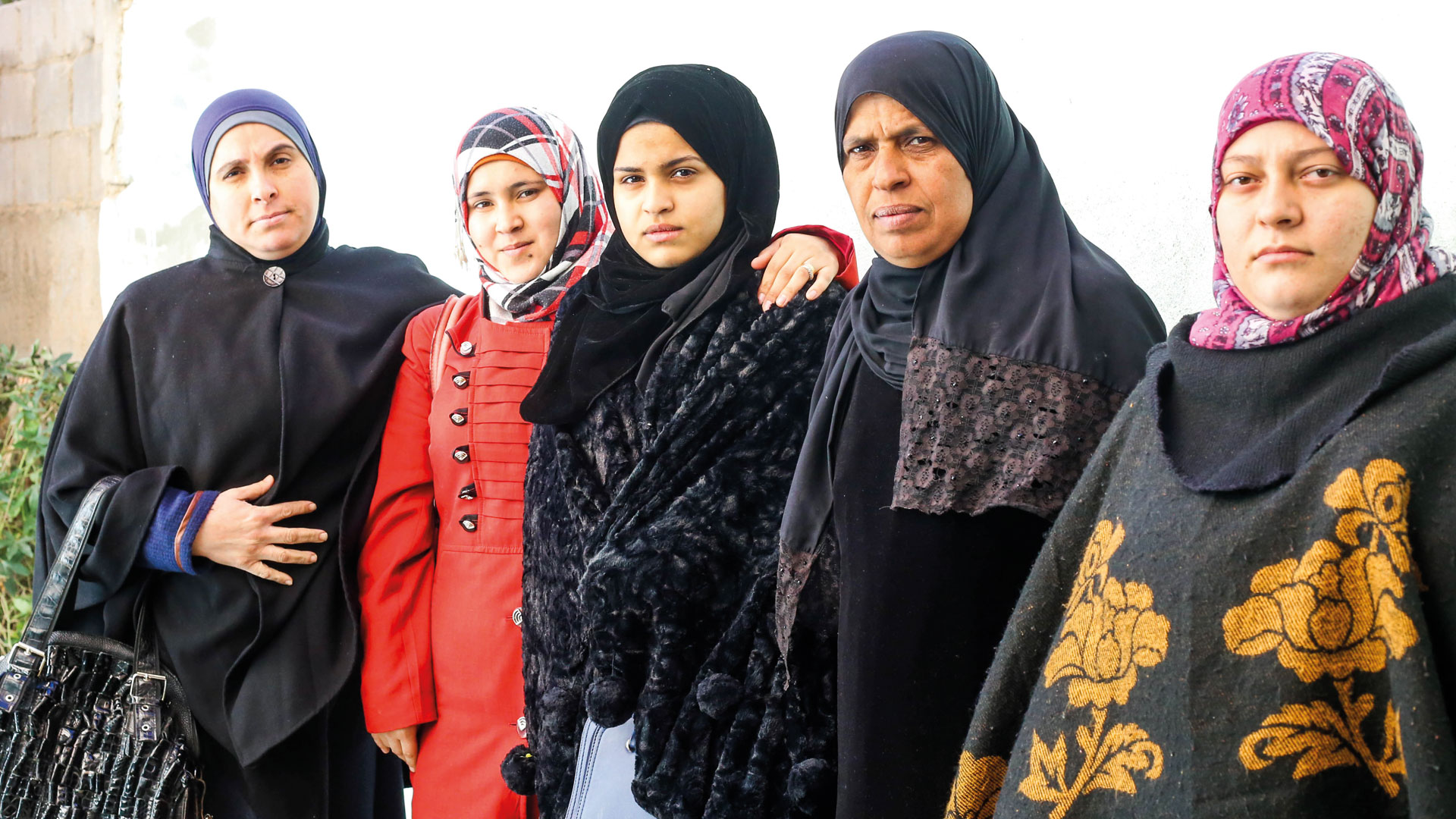 Geflüchtete Frauen in Jordanien brauchen Begleitung im Alltag