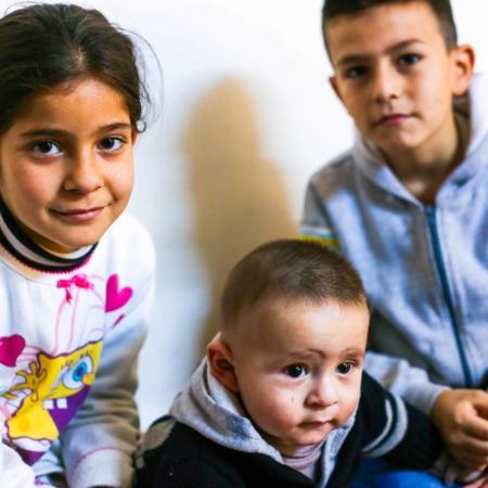 Kinder von Flüchtlingen in Jordanien stärken und unterstützen