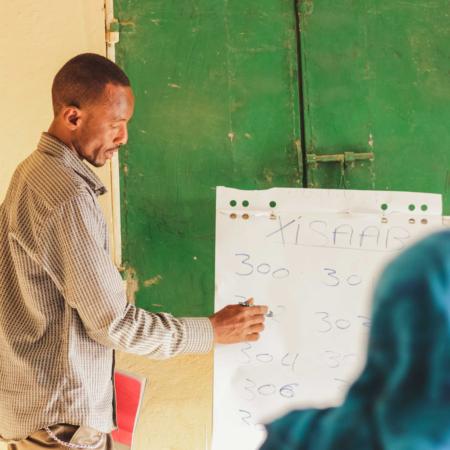 Tearfund Deutschland hilft bei der Organisation von Schulungen für Frauen in Ostafrika