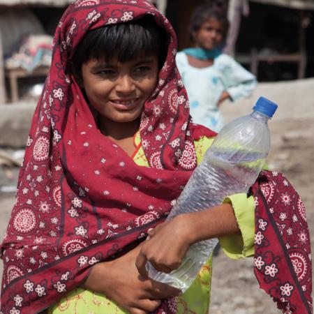 Kinder sind die in Zeiten der Krise mit die gefährdetste Gruppe