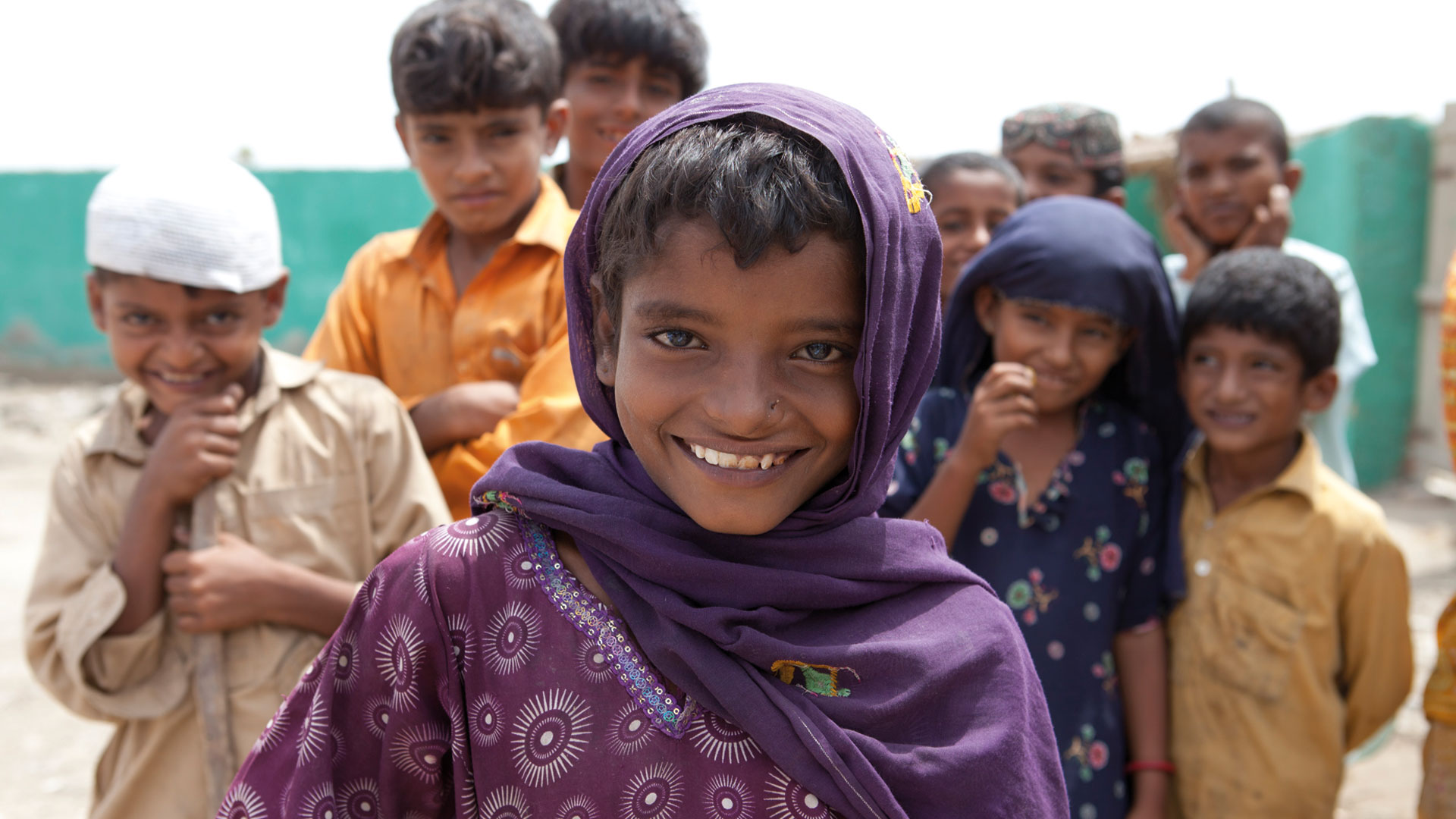 Jungs in Pakistan
