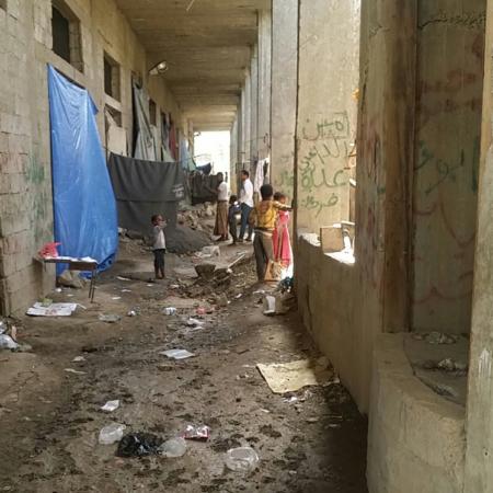 Not und Hunger im Jemen bestimmen den Alltag