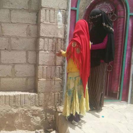 Wenig Wasser für den täglichen Bedarf, Hunger und Durst im Jemen