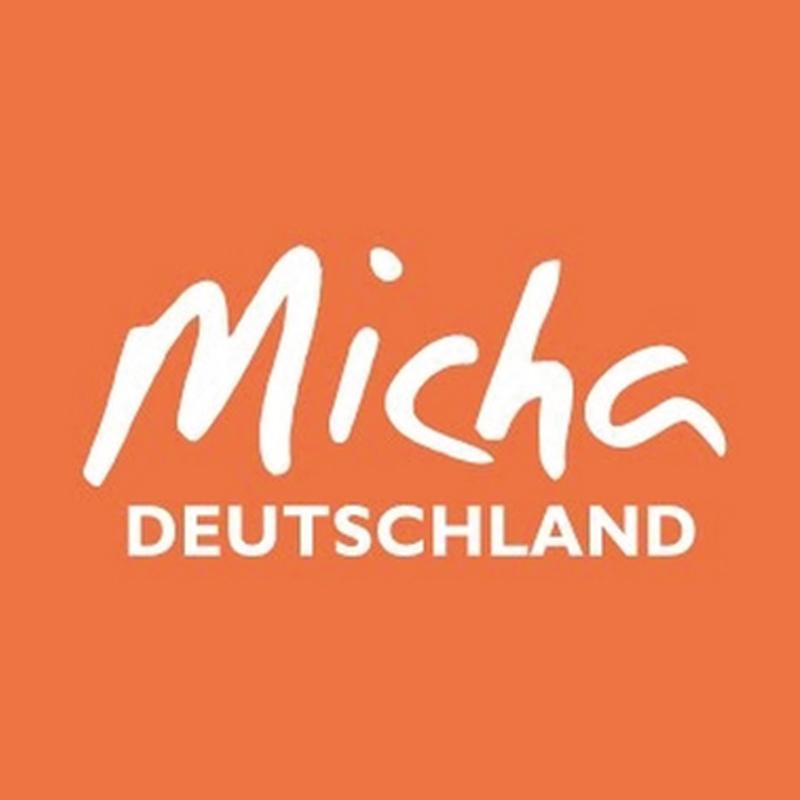 Versöhnung leben auch mit Micha Deutschland