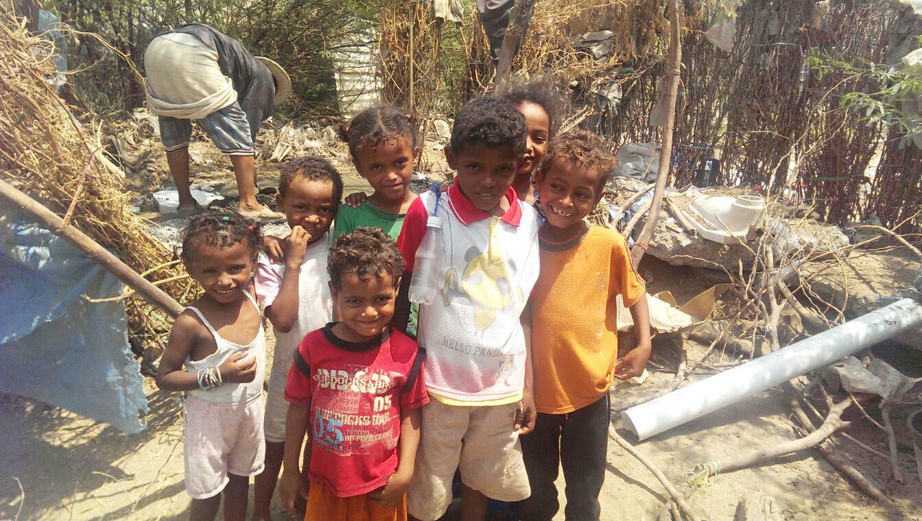 Nothilfe im Jemen - Ihre Spende hilft