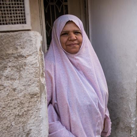 Wenig Häuser für viele: Yasmeen sucht einen sicheren Ort zum Wohnen