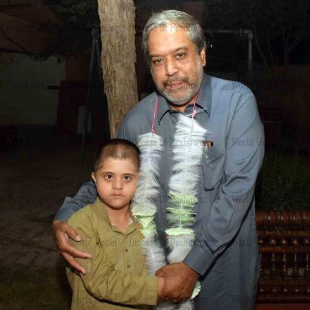 Zusammenhalt in Pakistan