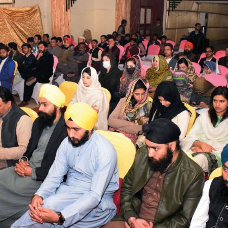 Gespräche für mehr Toleranz, Pakistan