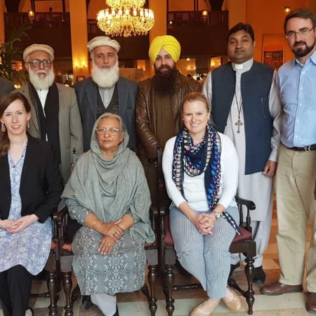 Pakistan: gemeinsam stark im Team mit Locals