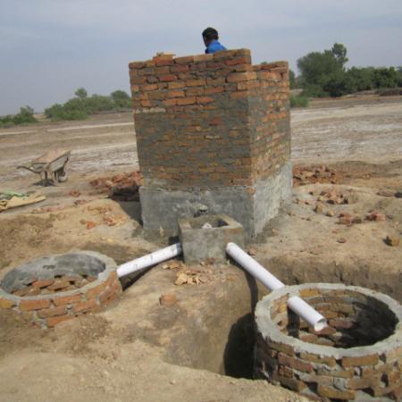 Sauberkeit im Land der Reinen: neue Sanitäranlagen in Pakistan