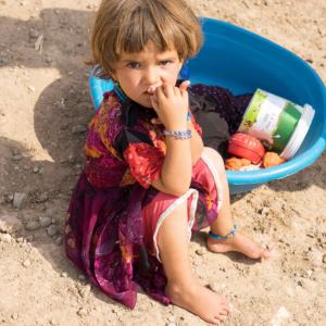 Wiederaufbau in Syrien - Kinder brauchen Heimat