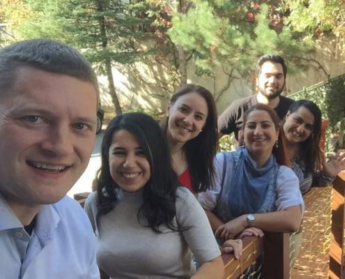 Unsere Mitarbeiter in der Türkei