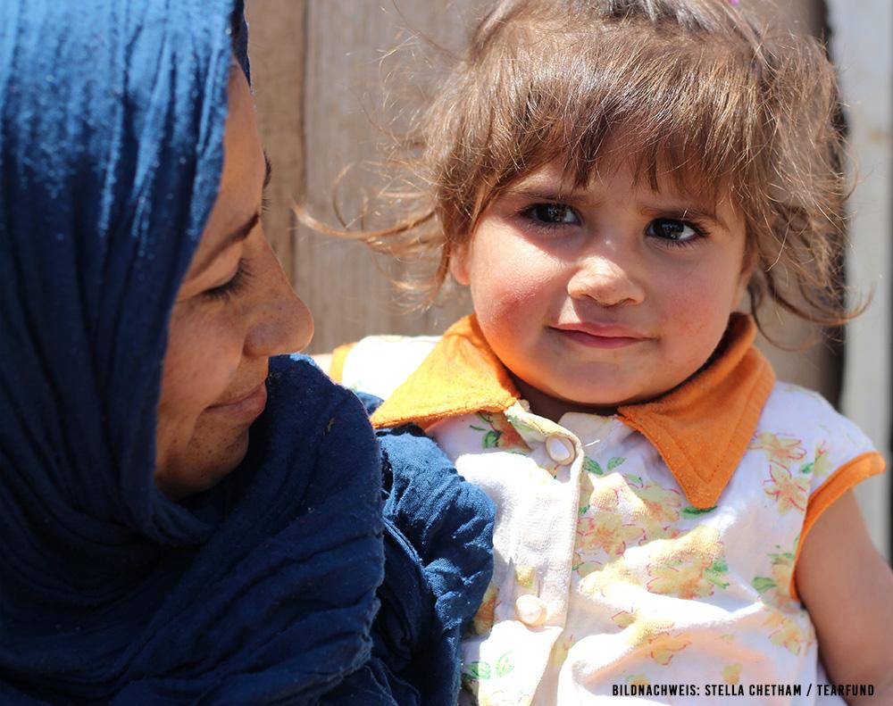 Shams Geschichte gegen die Hungersnot