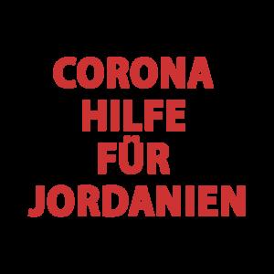 Corona Hilfe für Jordanien