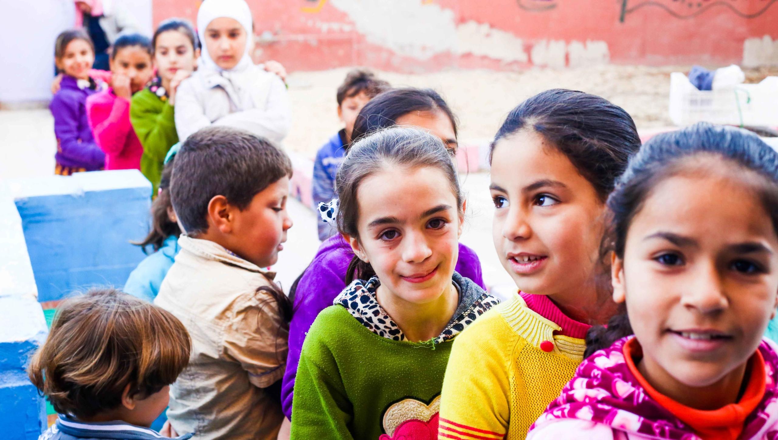 Corona Hilfe Jordanien
