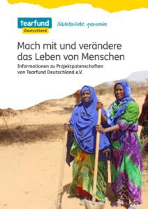 Informationen zu Projektpatenschaften von Tearfund Deutschland e.V.