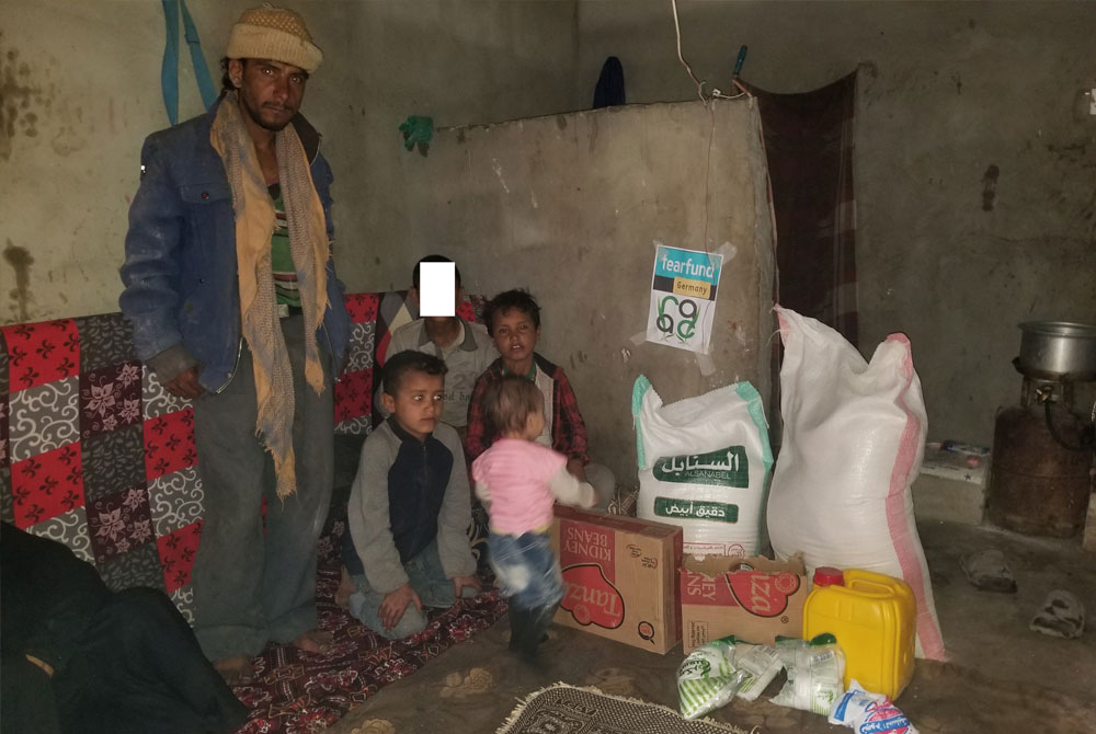 Humanitäre Krise im Jemen - Familien haben oft nichts zu essen
