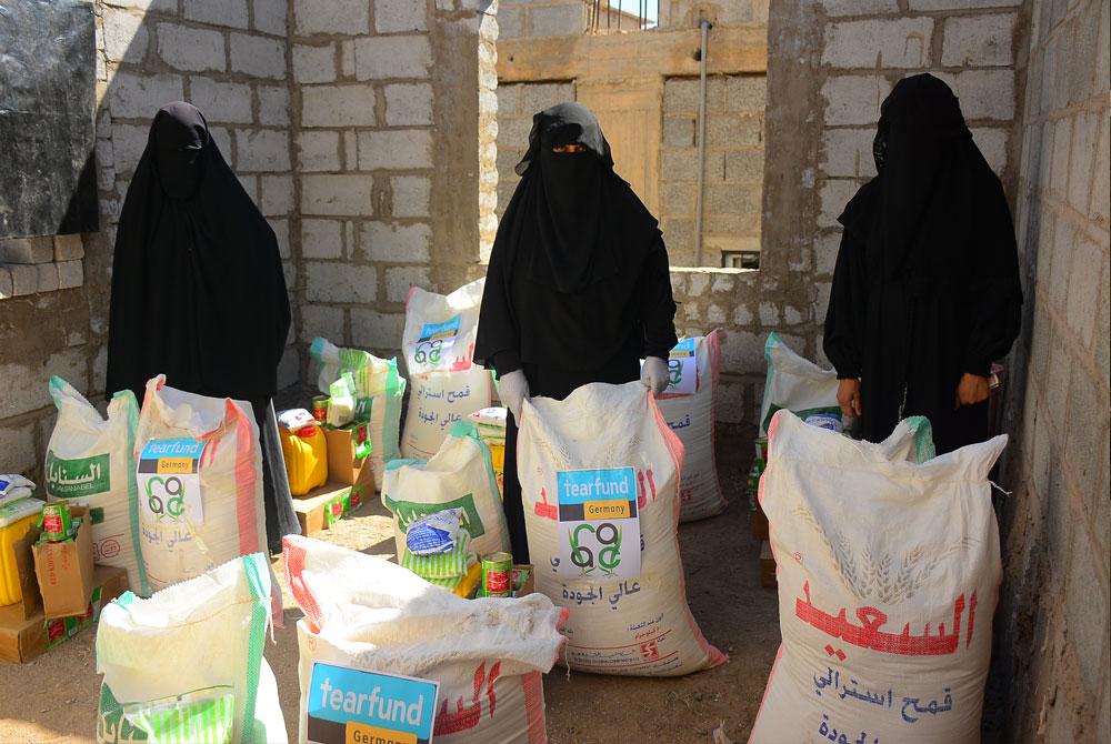 Humanitäre Krise im Jemen - Frauen werden unterdrückt