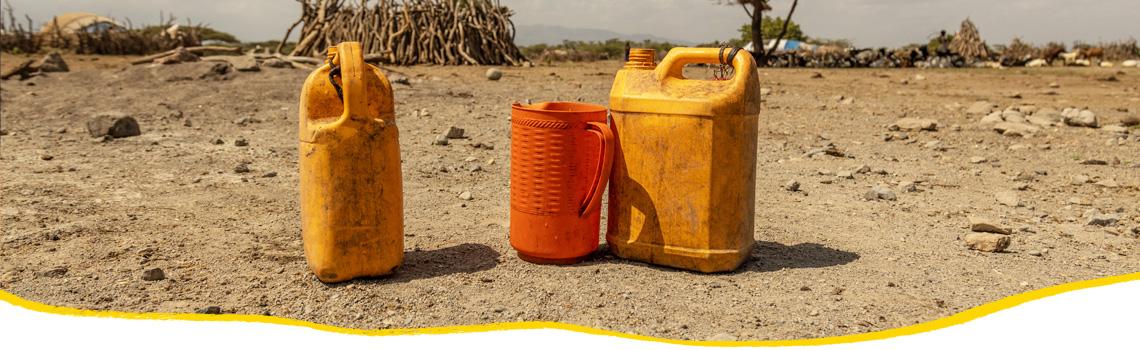 Die Fundraising Challenge Wandern für Wasser