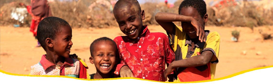Wasser für Somaliland - der Dürre in Ostafrika entgegenwirken