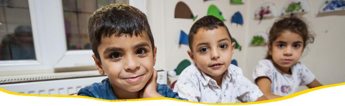 Flüchtlinge in der Türkei - Wir unterstützen Familien