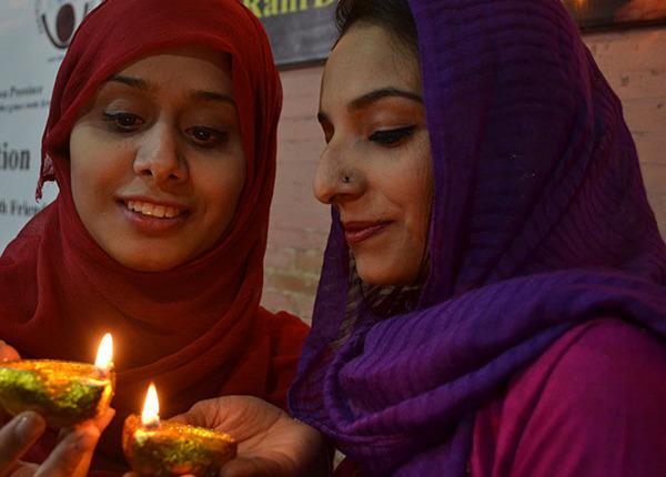 Frieden in Pakistan - Frauengruppen und Hoffnung