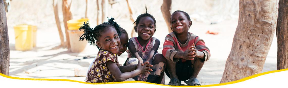 Deine Spendenaktion gegen Armut