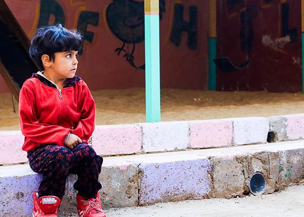 Wiederaufbau Syrien - Kinder brauchen unsere Hilfe