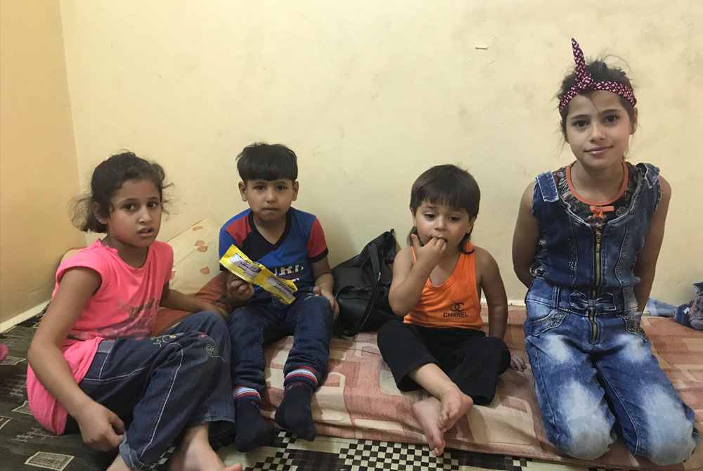 Wiederaufbau in Syrien - Nabila