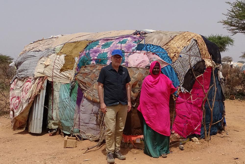 Somaliland - Zwischen Hoffnung und Verzweiflung - Reisebericht von Martin Knispel