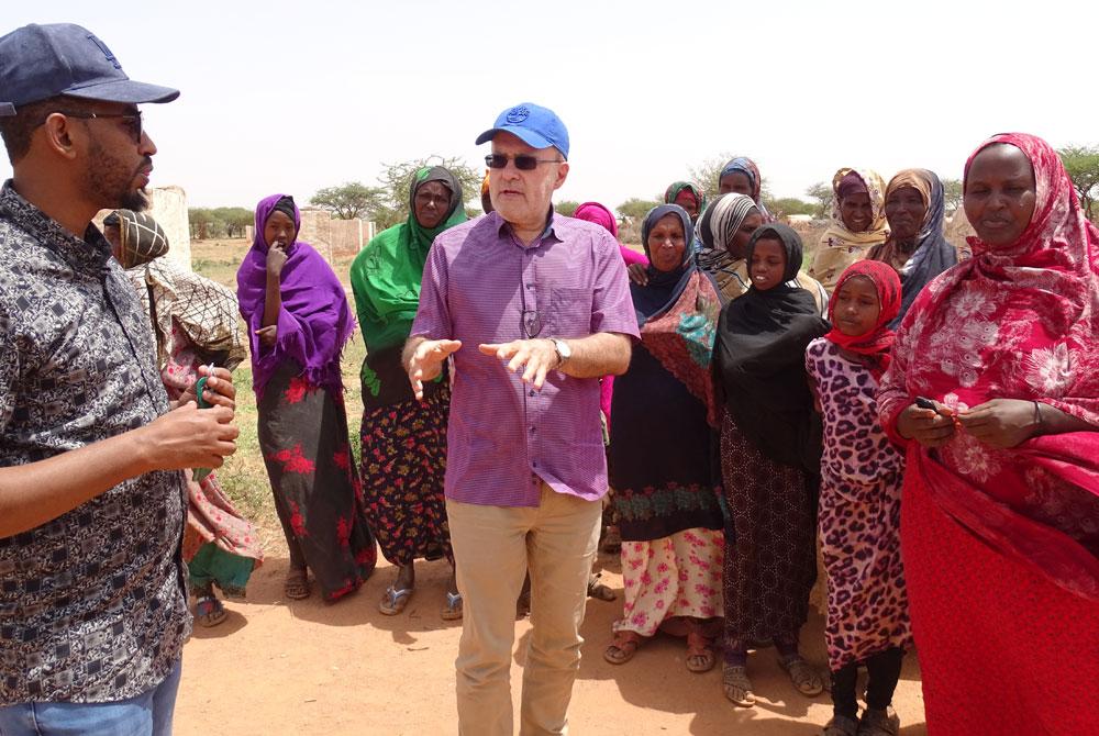 Somaliland - Frauen fördern und stärken