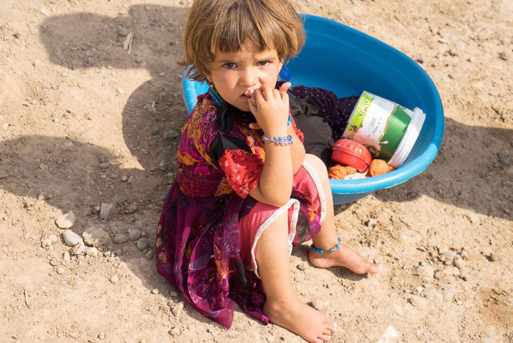 Hilfe für Syrien - Kinderarmut bekämpfen